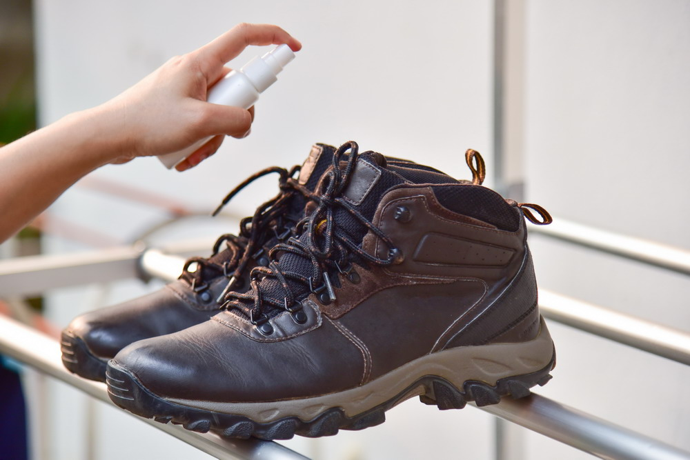 Four Ways to Keep Your Shoes Fresh in a Pinch