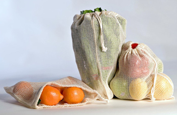 A Beginner's Guide To Reusable Produce Bags